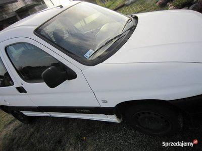 używany Citroën Berlingo 2002r.