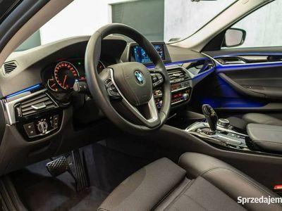 używany BMW 518 G30 2.0 150KM
