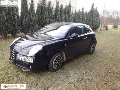 używany Alfa Romeo MiTo 1.3dm3 95KM 2010r. 169 000km Carbon Style