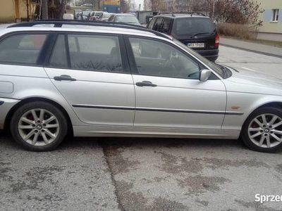 używany BMW 2000 e46r benzyna klima sprawna