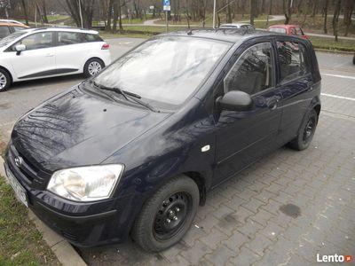używany Hyundai Getz 1,3 BENZYNA 2004/05r Krajowy 5-drzwi mały przeb