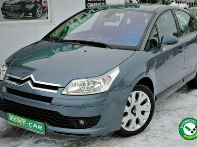 używany Citroën C4 1,6 i 109ps*VTR*Bezwypadkowy*Klimatronik*Pełny-Serwis*Mega-Zadbany* I (2004-2010)