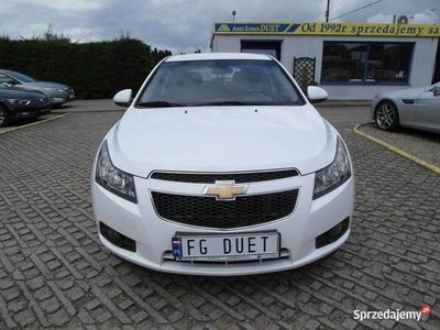 używany Chevrolet Cruze 1,6 benzyna+lpg 124KM zarejestrowany