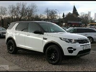 używany Land Rover Discovery Sport 2.0eD4 HSE 150KM*Navi*Alu
