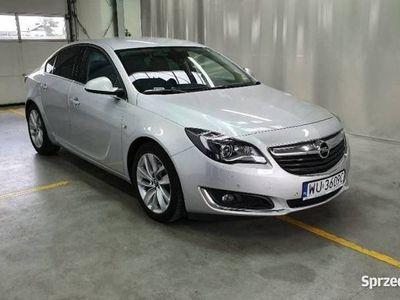 używany Opel Insignia 2dm 170KM 2016r. 119 960km