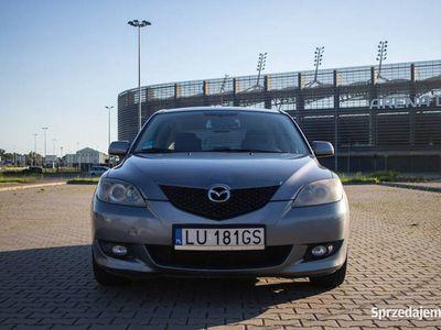 używany Mazda 3 BK 109KM 1.6 Turbo Diesel 2005r.