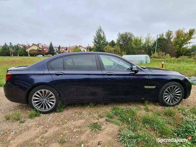 używany BMW 750L d xdrive 4xWentylacja HUD, hak aut., soft close, TV