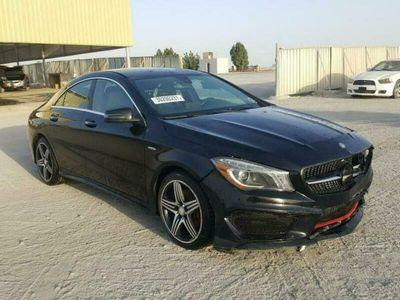 używany Mercedes CLA250 2dm 208KM 2016r. 60 000km