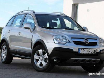 używany Opel Antara 150KM Navi Chromy Pdc 4x4 Tempomat Podgrze.Fotele Niemcy