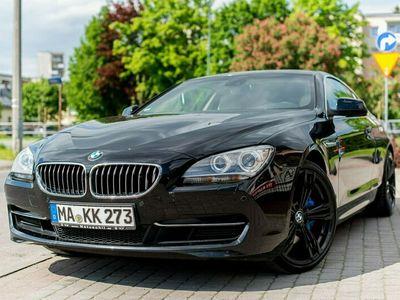 używany BMW 640 3dm 313KM 2012r. 151 000km