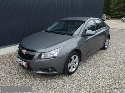 używany Chevrolet Cruze 1.8dm 141KM 2010r. 147 000km