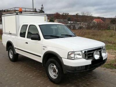 używany Ford Ranger II 4x4 1.5 Kabiny 4 osoby AUTO-WARSZTAT