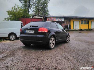 używany Audi A3 2.0 diesel 2007 zadbany zarejestrowany w PL