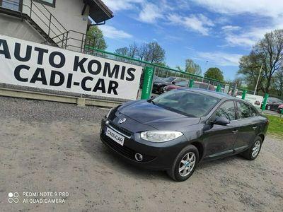 używany Renault Fluence 1.6dm 112KM 2011r. 62 000km