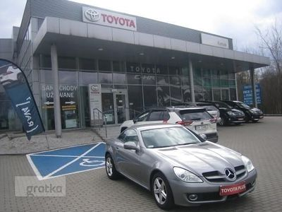 brugt Mercedes 200 Klasa SLK R171184 KM, Kompr.