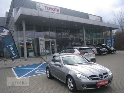 używany Mercedes 200 Klasa SLK R171184 KM, Kompr.