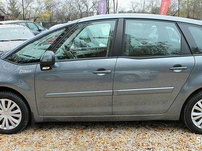 używany Citroën C4 Picasso 1.8dm 125KM 2008r. 175 000km