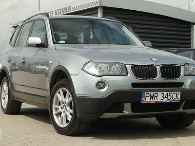 używany BMW X3 I (E83) 2.0d X-drive Klimatronik Gwarancja 12 m-cy !!!