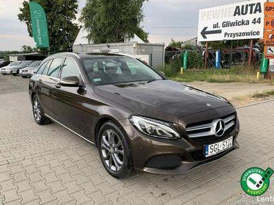używany Mercedes C180 Stan perfekcyjny/42 tyś km.bogata wersja