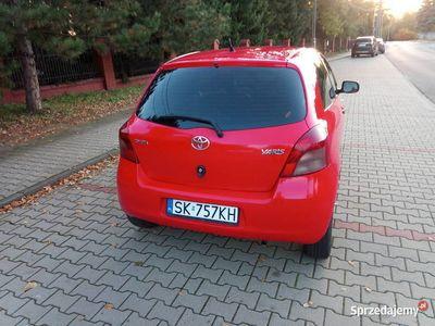 używany Toyota Yaris 2007