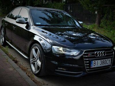 używany Audi S4 Benzyna/ Automat/ Skóra/ Full Opcja/ Faktura VAT/ 333 KM/ Polecam