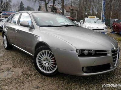używany Alfa Romeo 159 2dm 170KM 2009r. 187 000km