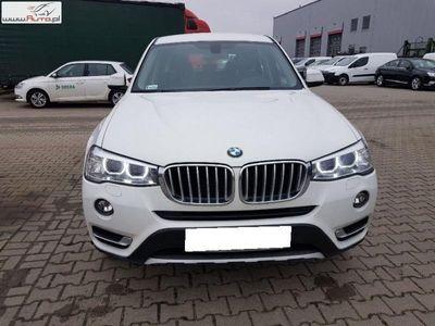 gebraucht BMW X3 X3 2dm3 190KM 2017r. 26 156kmxDrive20d xLine, 2017r., FV 23%, Gwarancja!!