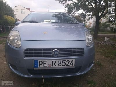 używany Fiat Grande Punto 1.2dm 65KM 2006r. 240 000km