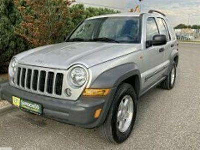 używany Jeep Cherokee III [KJ] 2.8 CRD 163KM 4X4 Zarejestrowany Gwarancja Hak