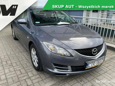 używany Mazda 6 LIFT 2.0 7L/100KM sedan HAK zadbana GWARANCJA D