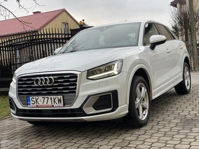 używany Audi Q2 1WŁ ASO Salon PL FV23% Nawi Skóra LED ACC Blis