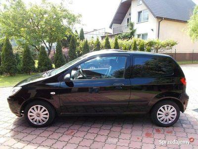 używany Hyundai Getz 1,1 kat. benzyna 2005 r. 3 drzwi zarejestrowany