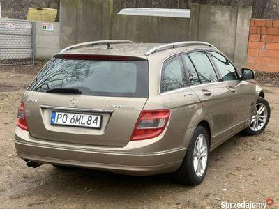 używany Mercedes C180 W204 1.8 155KM
