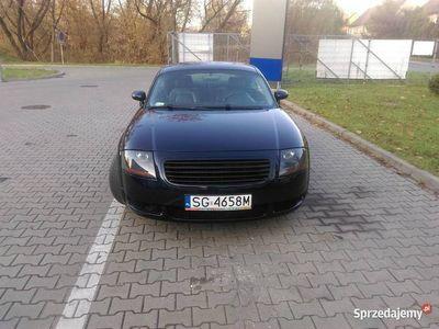 używany Audi TT (8n3) 1.8T 180KM 2003r