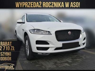 używany Jaguar F-Pace 2.0 I4P AWD (250KM) | Pracicality + Connect Pro + Nawigacja Pro, Chorzów