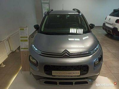 używany Citroën C3 Aircross 1.2dm 110KM 2020r. 2km
