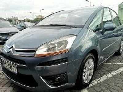 używany Citroën C4 Picasso I 1.6i 16V Tendence I Wł. Ks.Serwis Bezwypadkowy