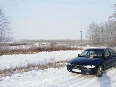 używany Volvo S60 2.4 benzyna 2004r