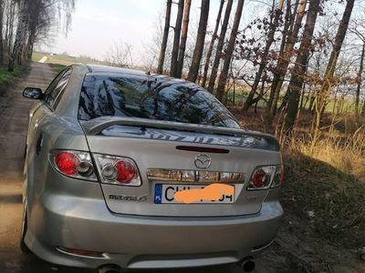 używany Mazda 6 Sport - Zadbana, 2004r.