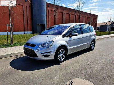 used Ford S-MAX 2.2dm 200KM 2013r. 199 000km