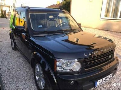 używany Land Rover Discovery 4 3.0 diesel