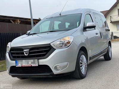 używany Dacia Dokker 1WŁ ASO Salon PL FV23% 2xDrzwi Nawigacja Klimatyza, Sochaczew