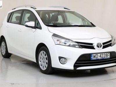 używany Toyota Verso 2dm3 124KM 2014r. 96 280km WD4228F # Premium # 2.0 D-4D 124KM # Serwisowany # Możliwy leasing #
