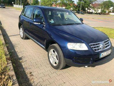 używany VW Touareg 2.5 TDI 2004r 174KM !