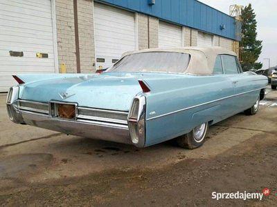 używany Cadillac Deville