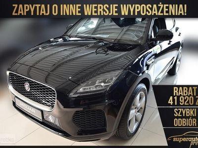używany Jaguar E-Pace R DYNAMIC SE 2.0 I4P(300KM) AWD R-DYNAMIC SE Największy wybór aut PR
