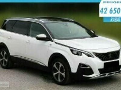 używany Peugeot 5008 II GT 2.0 BlueHDI 180KM EAT8 'GT'+Masaże+Akt.Tempomat+Panorama+Opcje