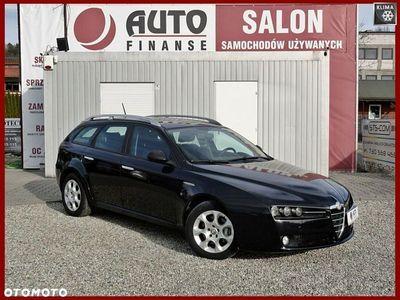 używany Alfa Romeo 159 1.9dm 150KM 2010r. 167 212km