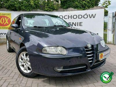 używany Alfa Romeo 147 1.6 benzyna 105KM