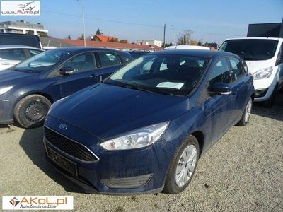 gebraucht Ford Focus 1.6dm 105KM 2017r. 2 000km